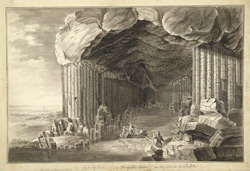 Fingal's Cave, Staffa, 1772 f. 42